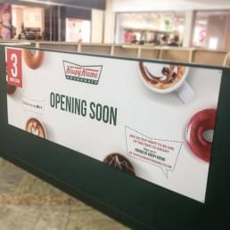 Krispy Kreme Hoarding