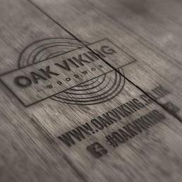 Oak Viking Social Media Post